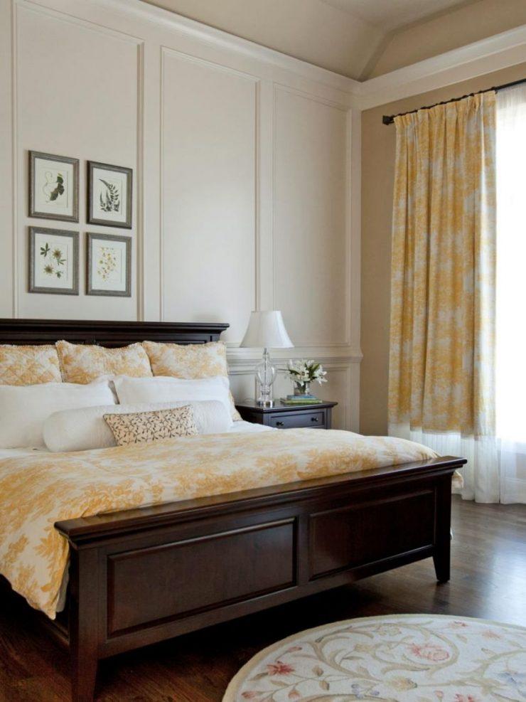 Классические спальни 11