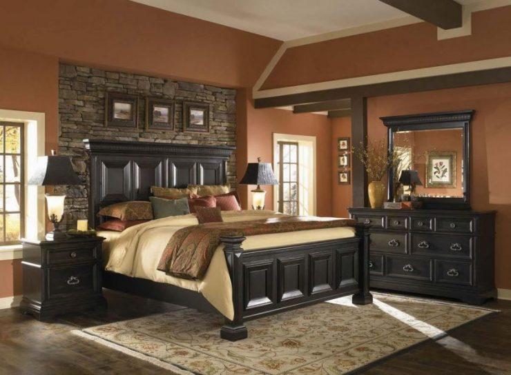 Классические спальни 17