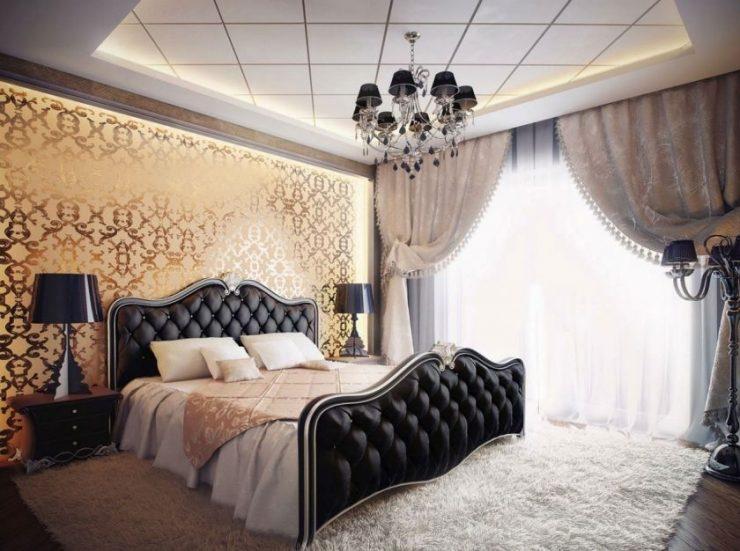 Классические спальни5