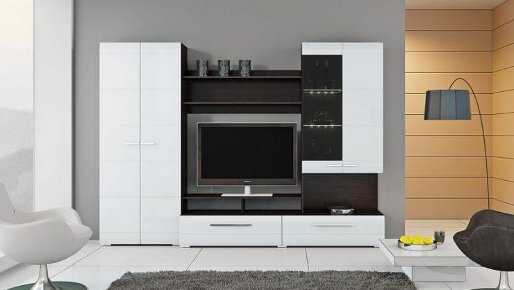 корпусная мебель для гостиной 80 фото лучших новинок дизайна