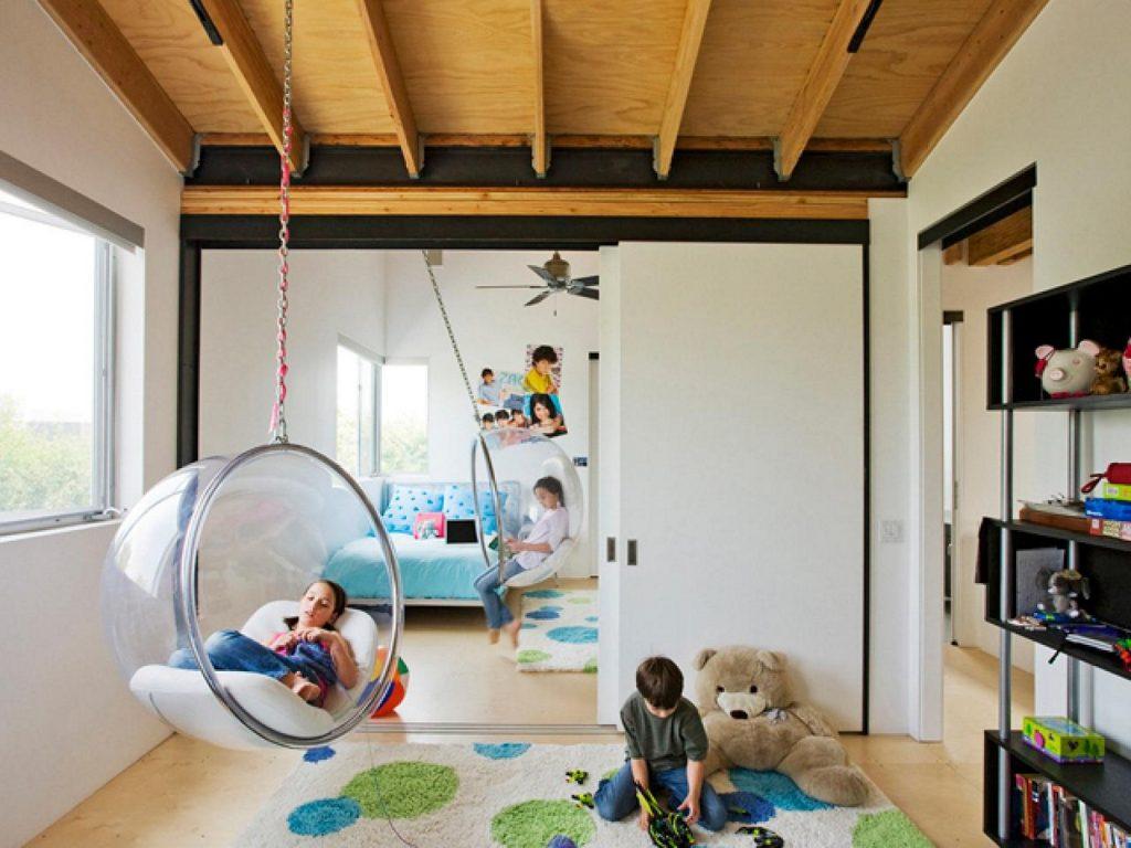 Как сделать детскую красивой и функциональной