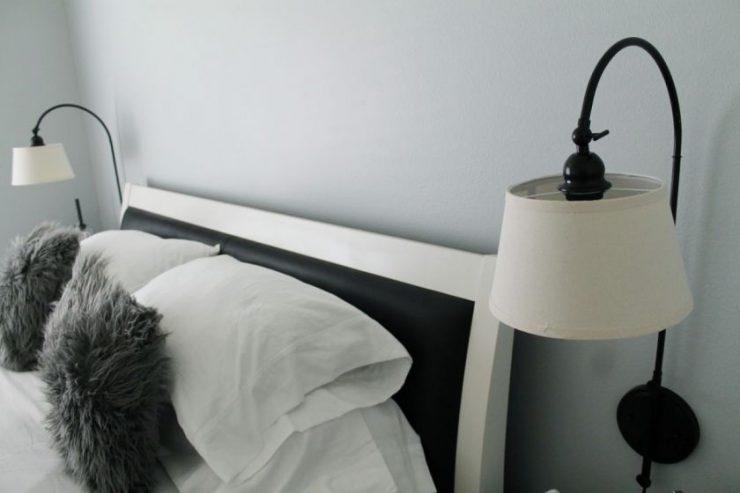 Лампы в спальню