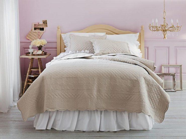 Лиловая спальня 25