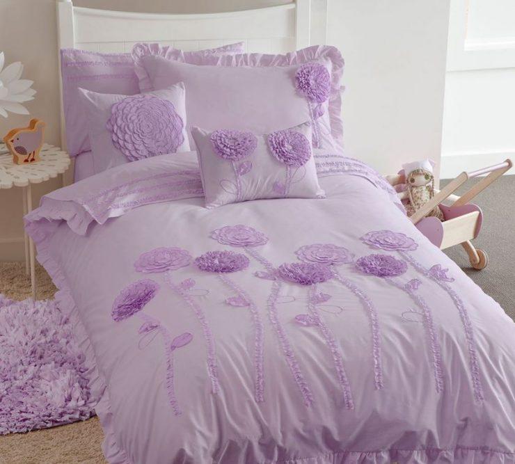 Лиловая спальня 32