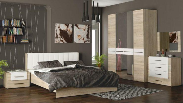 Модульные спальни 2