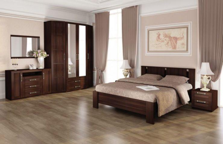 Модульные спальни 17