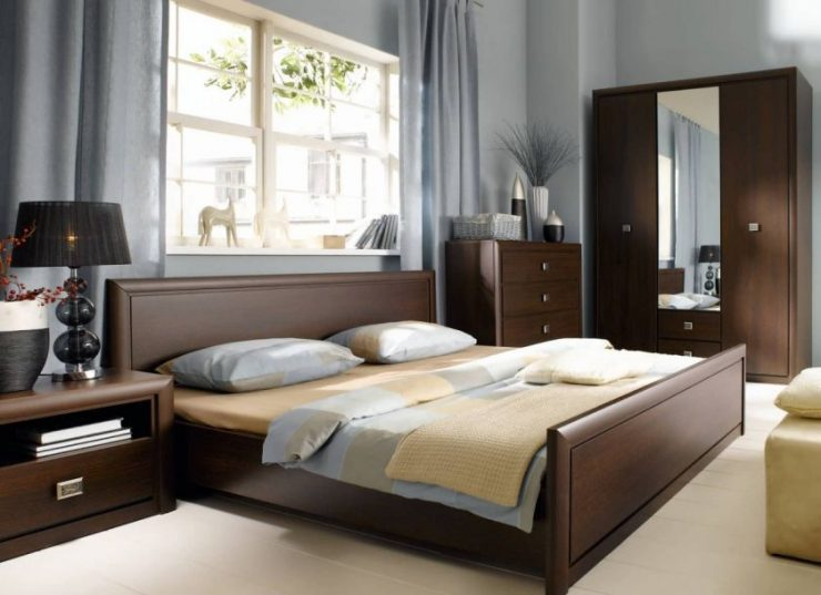 Модульные спальни 18