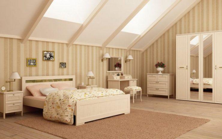 Модульные спальни 19