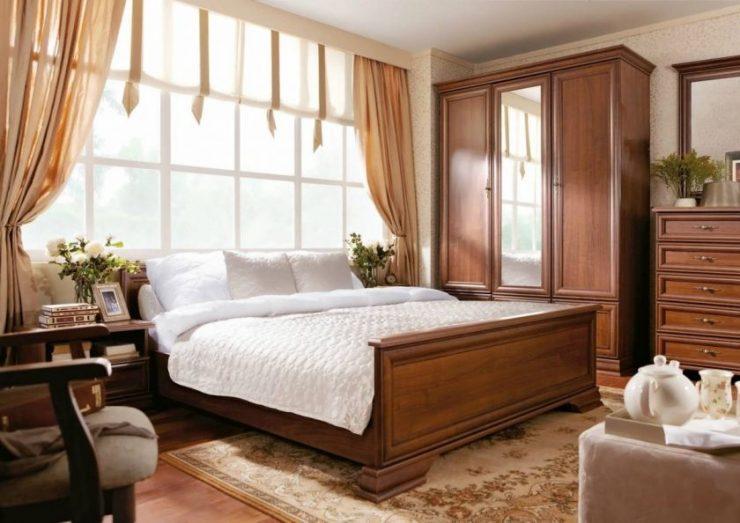 Модульные спальни 20