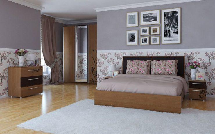 Модульные спальни 21