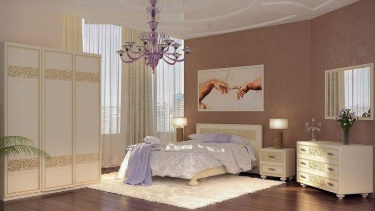 Модульные спальни 22