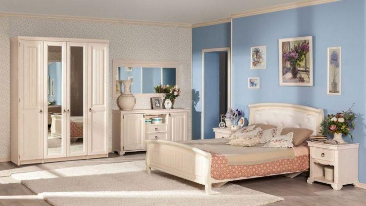 Модульные спальни 23