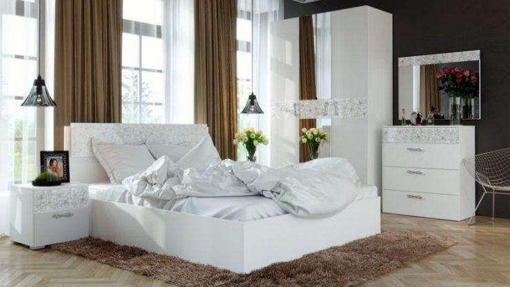 Модульные спальни 9