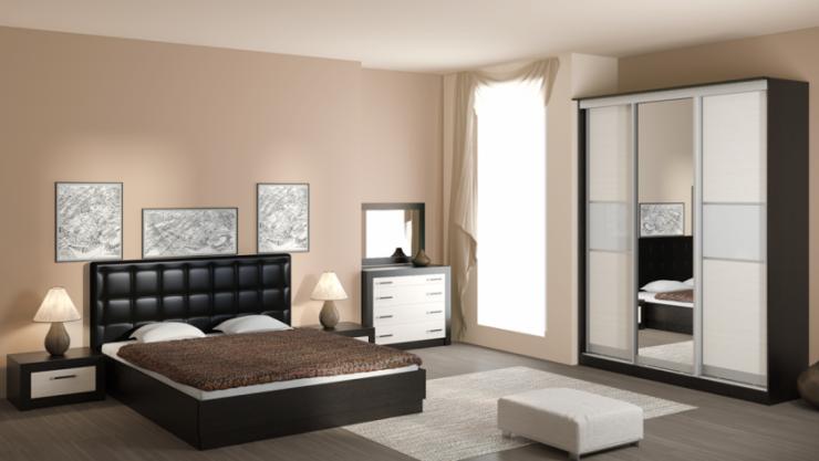 Модульные спальни 11