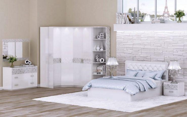 Модульные спальни 12