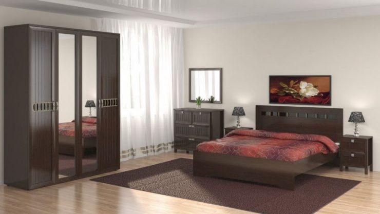 Модульные спальни10