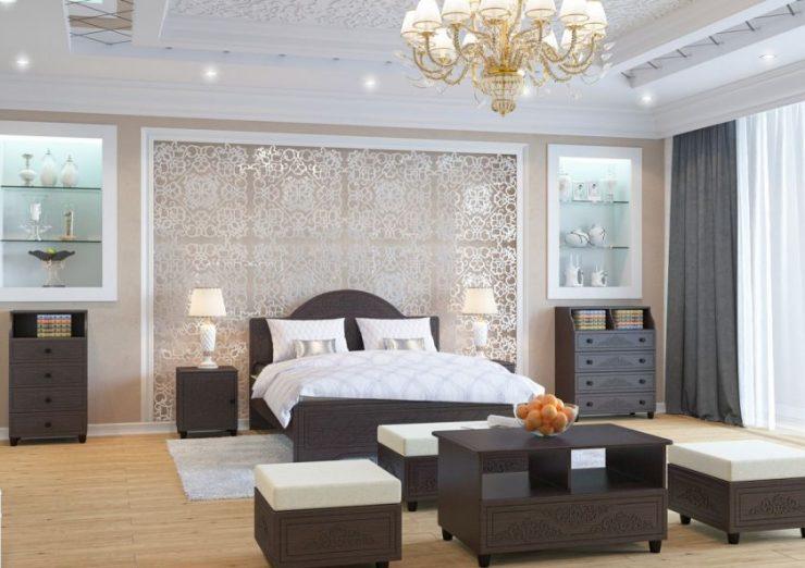 Модульные спальни 14