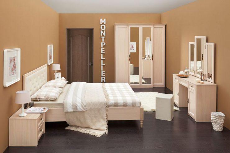 Модульные спальни 15