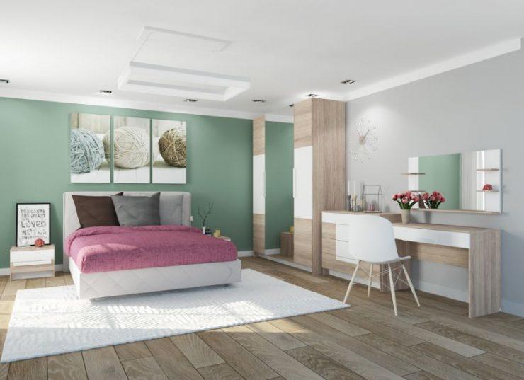 Модульные спальни16
