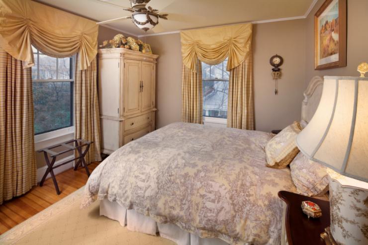 Окно в спальне 4