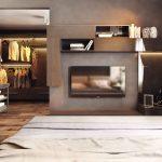 Полки в спальню - 70 фото идей красивого оформления в спальне