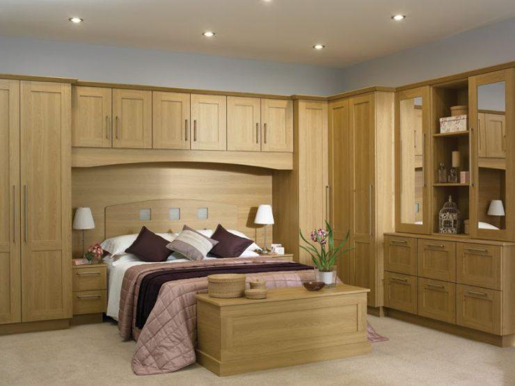 Шкаф в спальню 4