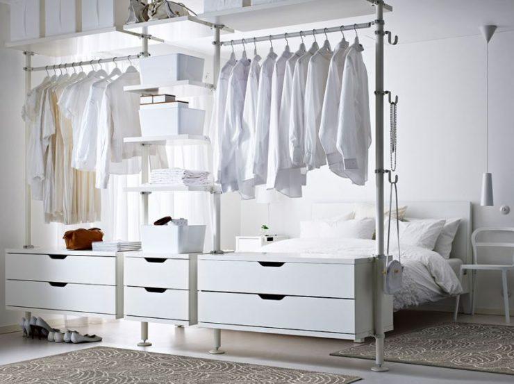 Шкаф в спальню 29