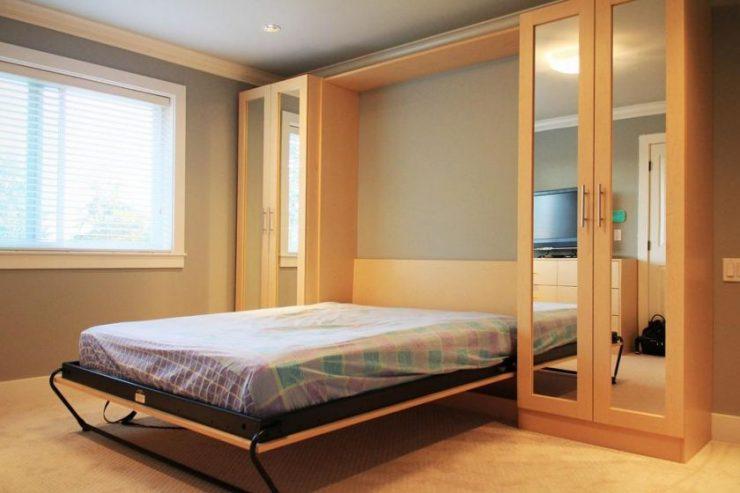 Шкаф в спальню 32