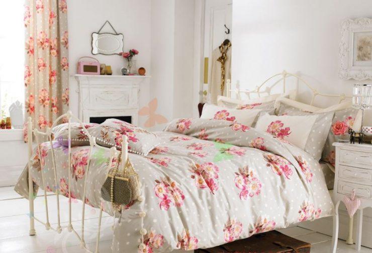 Спальня шебби шик 1
