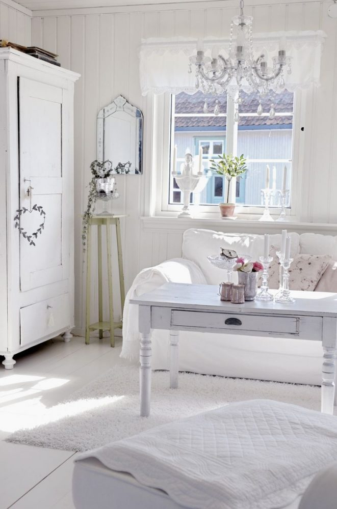 Спальня шебби шик 8