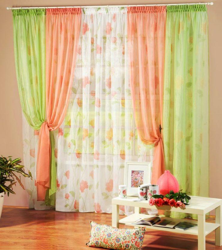 Персиковая спальня 35