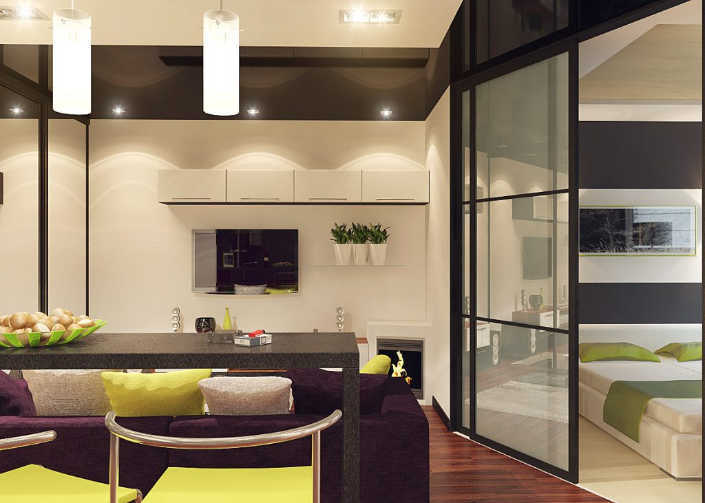 Дизайн кухонь и спален