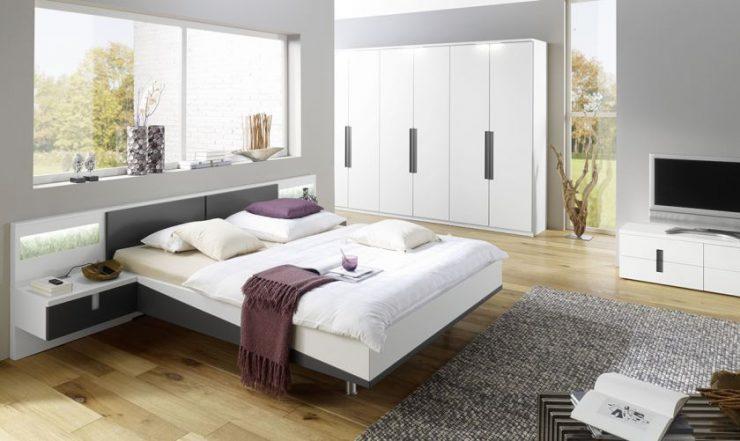 Современные спальни 5