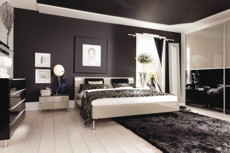 Современные спальни 9