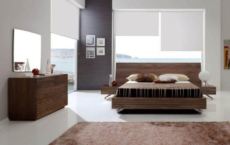 Современные спальни 11