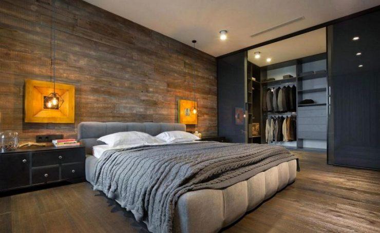 Современные спальни 20