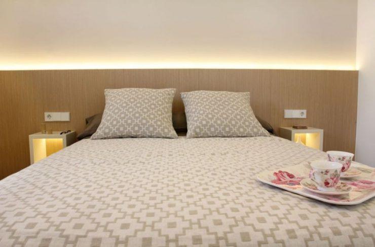 Современные спальни 7