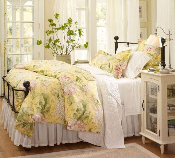 Спальня прованс 11