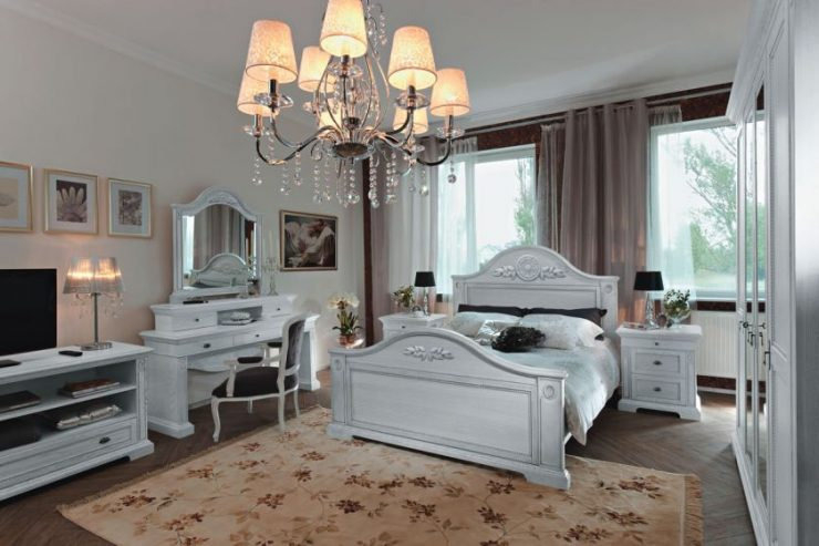 Спальня прованс 16