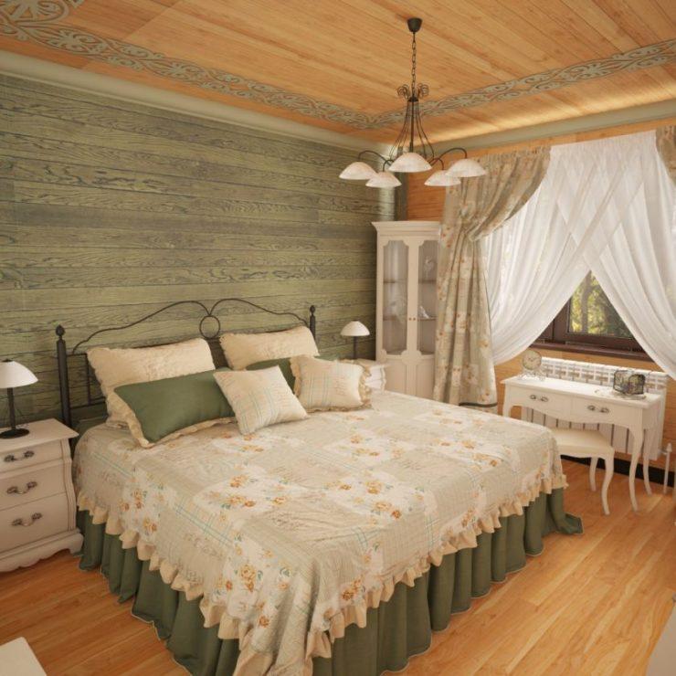 Спальня прованс 18