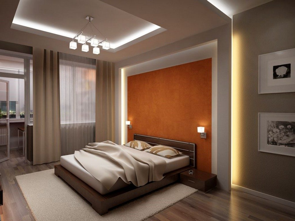 Спальня с балконом - 100 необычного дизайна.