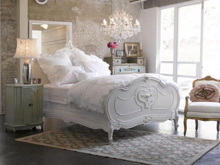 Спальня шебби шик 10