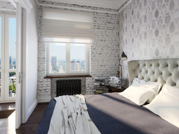 спальня в хрущевке 120 фото необычного дизайна интерьера хрущевки