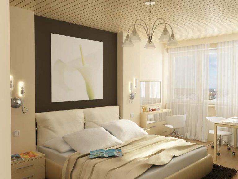 Ремонт спальни в хрущёвке своими руками фото 151