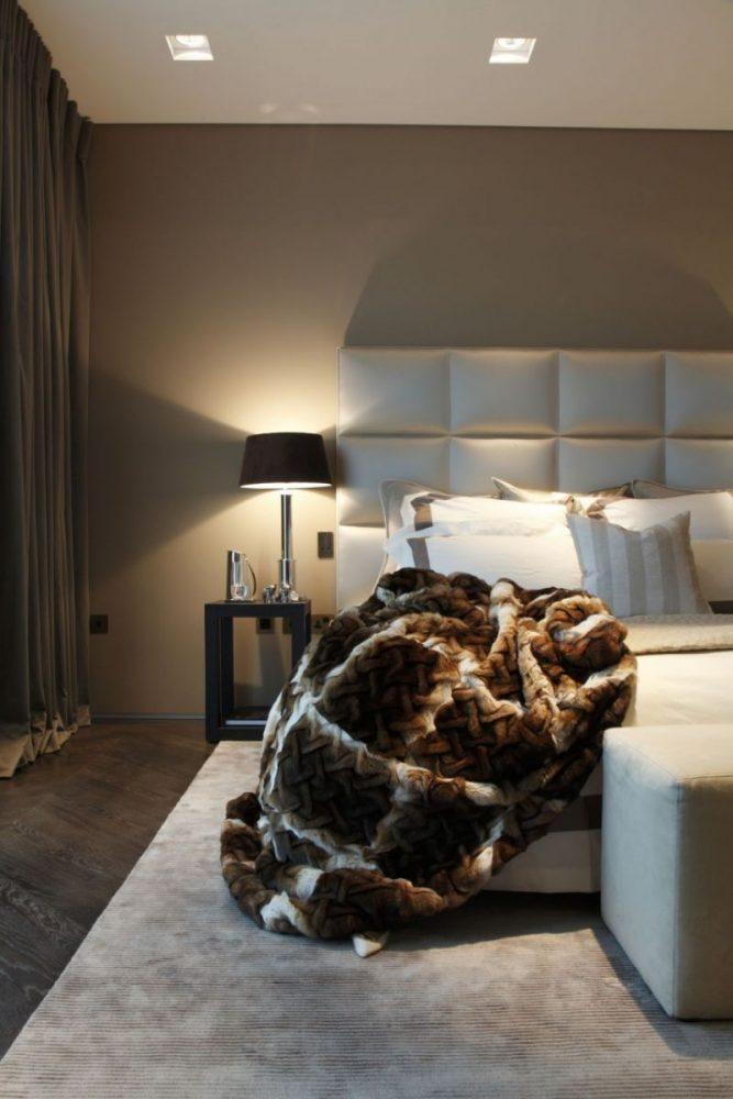 Спальня в квартире 41