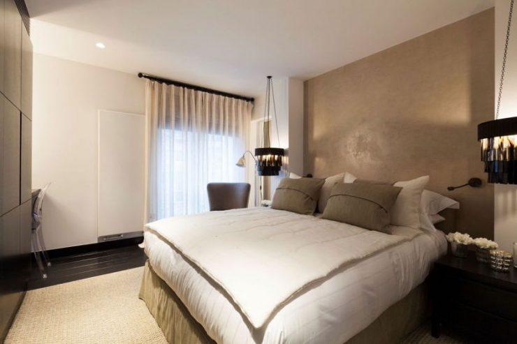 Спальня в квартире 38