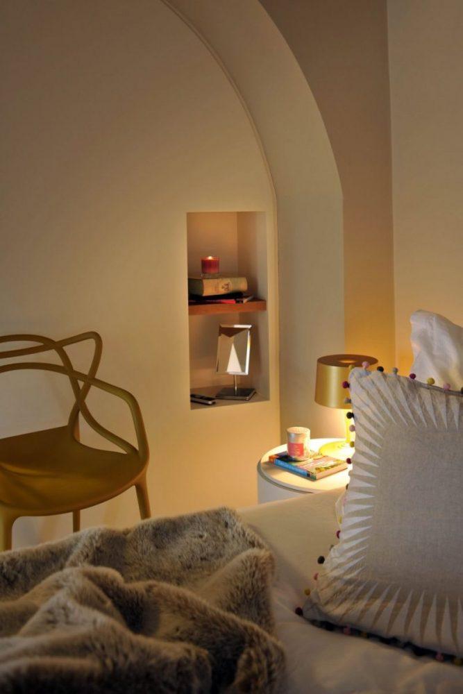 Спальня в квартире 29
