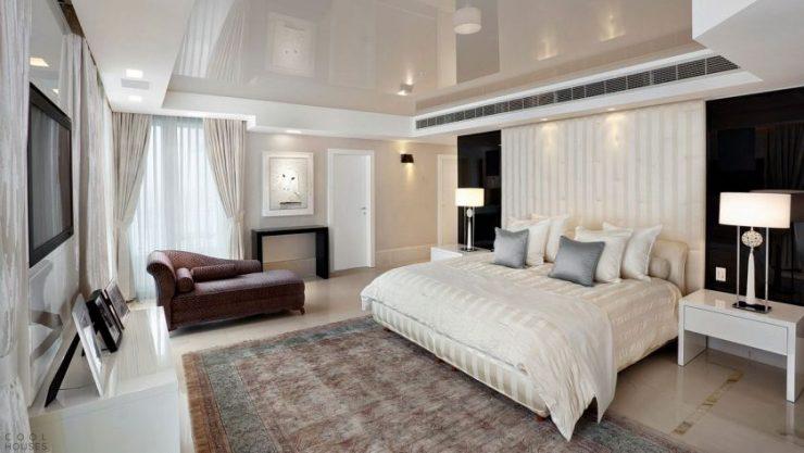 Спальня в квартире 30