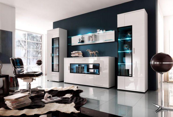 Современные мебельные стенки: на что обратить внимание при выборе