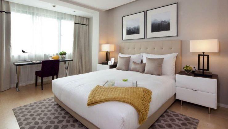 Спальня в квартире 1